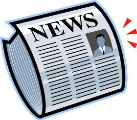 News, newspaper, real estate on newspaper, newspaper ads