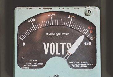 voltage, volt, resistor