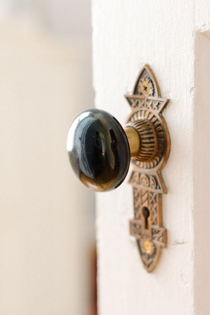 door knob change